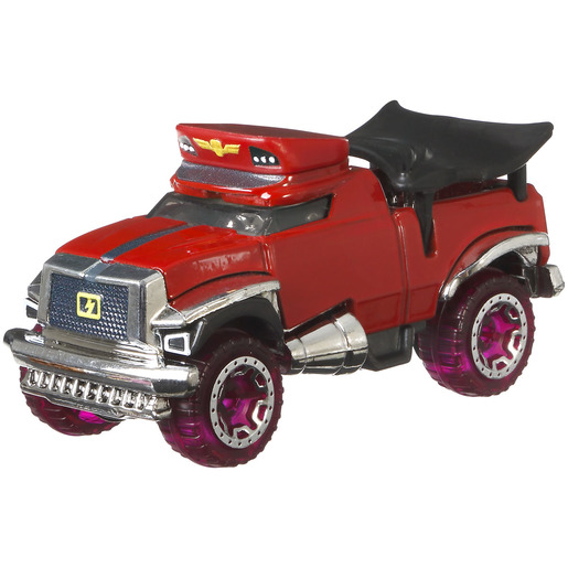 Hot Wheels Gaming Car Street Fighter - M.Bison