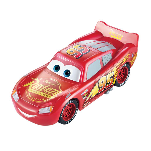 Disney Pixar Cars Colouring Changing Car - Lightning McQueen