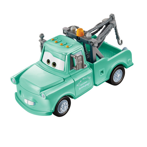 Disney Pixar Cars Colouring Changing Car - Mater