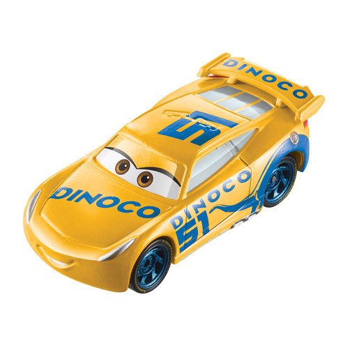 Disney Pixar Cars Colouring Changing Car - Dinoco Cruz Ramirez