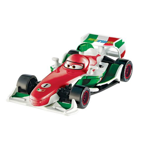 Disney Pixar Cars Colouring Changing Car - Francesco Bernoulli