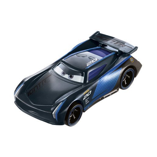 Disney Pixar Cars Colouring Changing Car - Jackson Storm