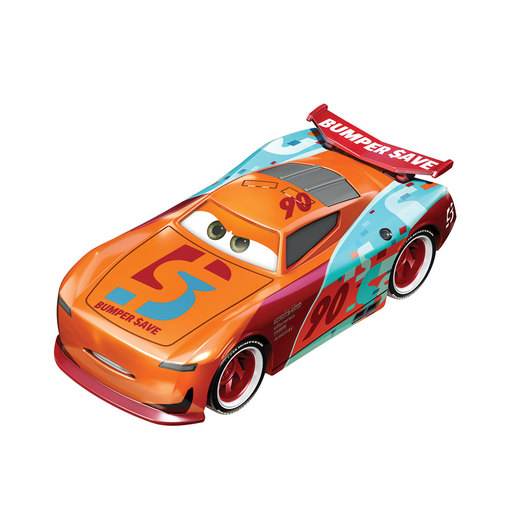 Disney Pixar Cars Colouring Changing Car - Paul Conrev