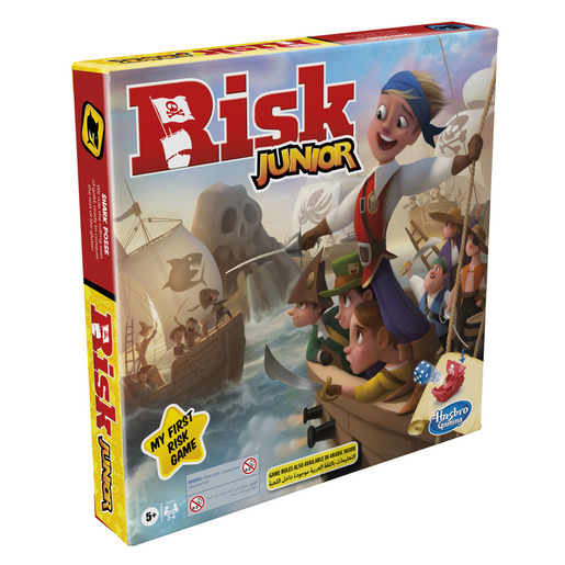 Risk Junior Board Game