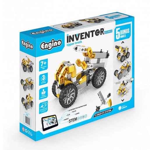 Inventor Mechanics 3D Construction Set - Tipper Truck