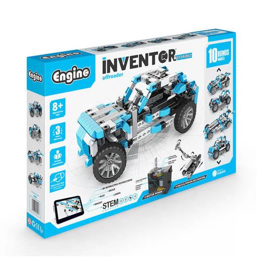 Inventor Motorized Construction Set – Offroader
