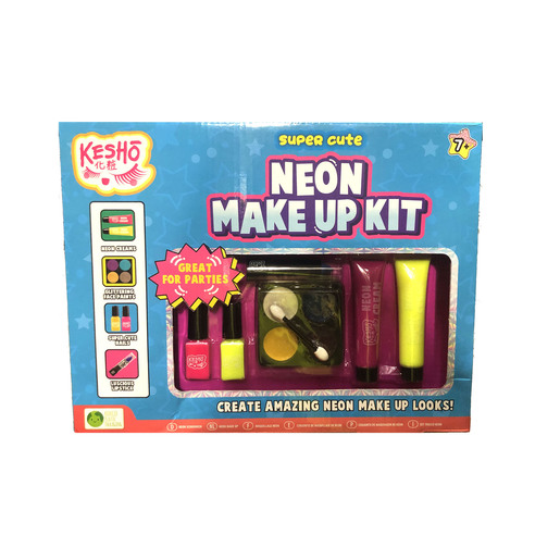 Kesho Neon Beauty Kit