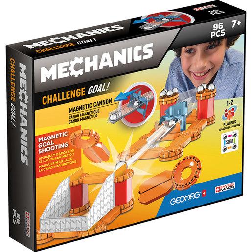 Geomag Mechanics Challenge Goal