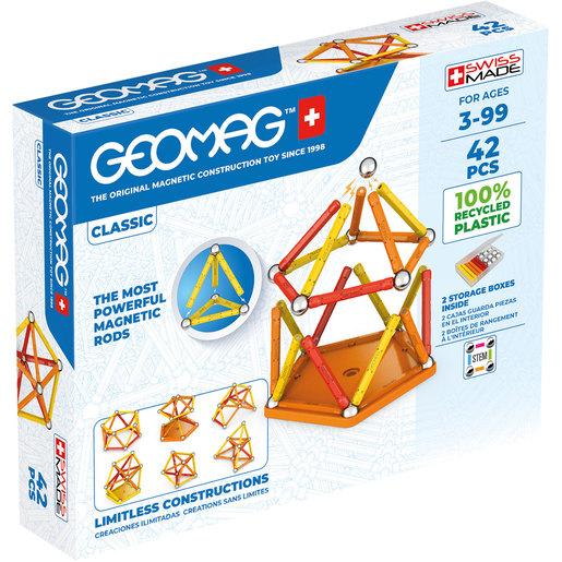 Geomag Eco Classic Colour - 42pcs.