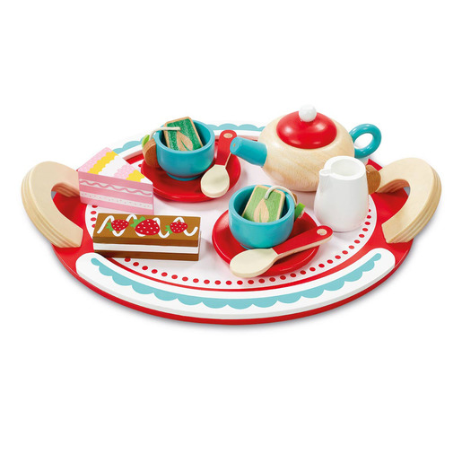 Woodlets Tea Party Set