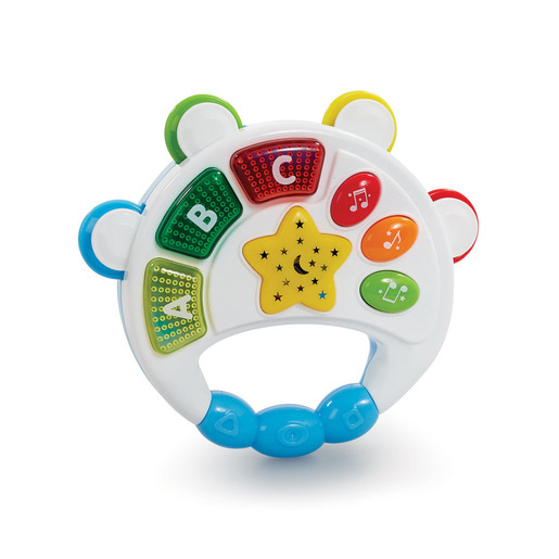 Little Lot Baby's First Tambourine (Styles Vary)