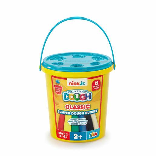 Nick Jr. Ready Steady Dough Classic Bumper Dough Bucket