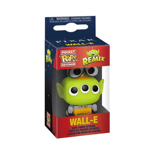 Funko Pop! Pocket Keychain: Wall-E Remix
