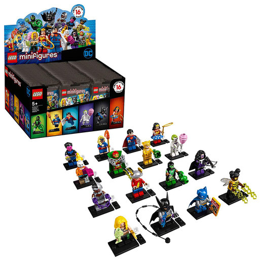 LEGO DC Super Heroes Minifigures 60 Pack - 71026 (Styles Vary)