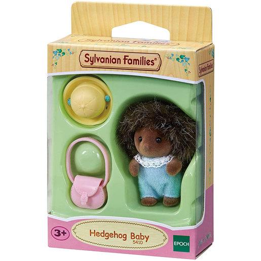 Sylvanian Families Baby Hedgehog Figure
