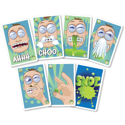 Snot Card Game