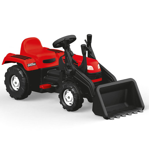 Dolu Pedal Tractor And Excavator Styles Vary