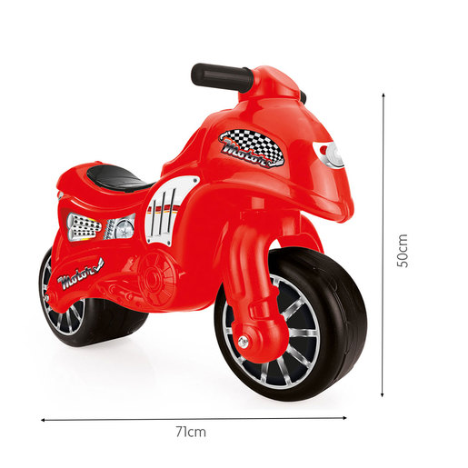 Dolu My First Moto Racer Motorbike Red
