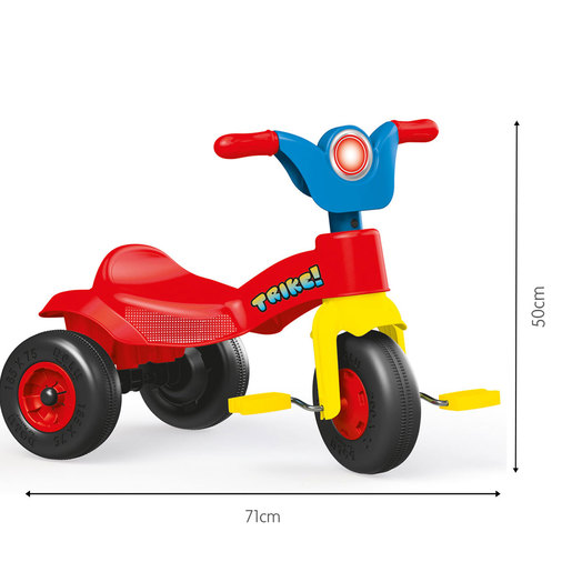 Dolu Racer Trike Ride-On - Red