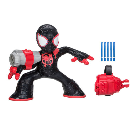 Marvel Spider-Man Into The Spider-Verse - Shock Strike Figure