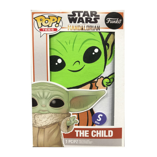 Funko Pop! Tees: Star Wars The Mandalorian - The Child (Small)
