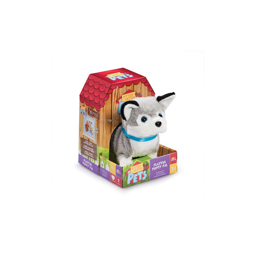 Pitter Patter Pet Playful Puppy Pal - Huskey