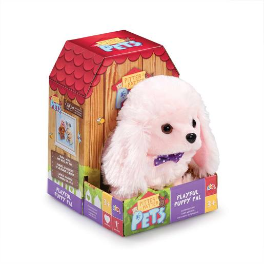 Pitter Patter Pet Playful Puppy Pal - Poodle