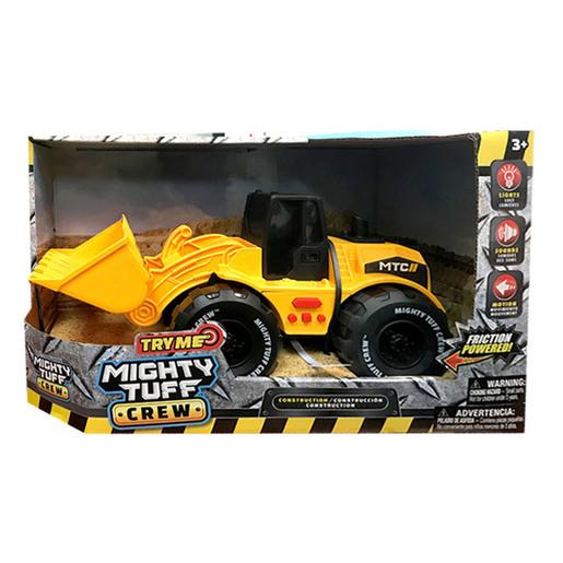 Mighty Tuff Crew Vehicles - Bulldozer