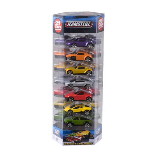 Teamsterz Street Machines 20 Pack