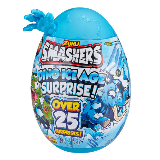 Smashers Dino Ice Age Surprise Egg by ZURU
