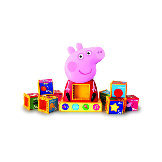 Peppa Pigs Phonic Alphabet