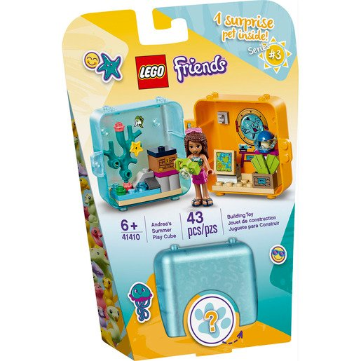 LEGO Friends Andrea's Summer Play Cube - 41410