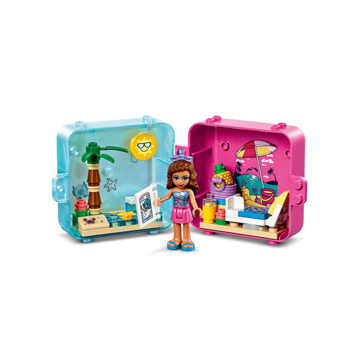 LEGO Friends Olivia's Summer Play Cube - 41412