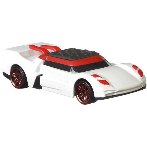 Hot Wheels Street Fighter Car - Ryu
