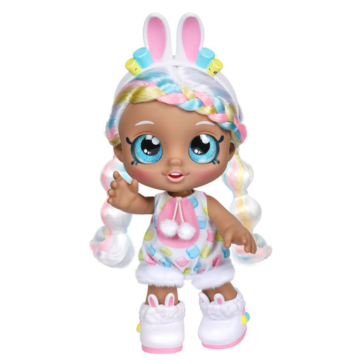 Kindi Kids Dress Up Friends Doll - Bunny Marsha Mello