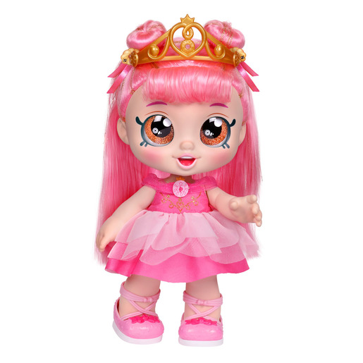 Kindi Kids Dress Up Friends Doll - Donatina