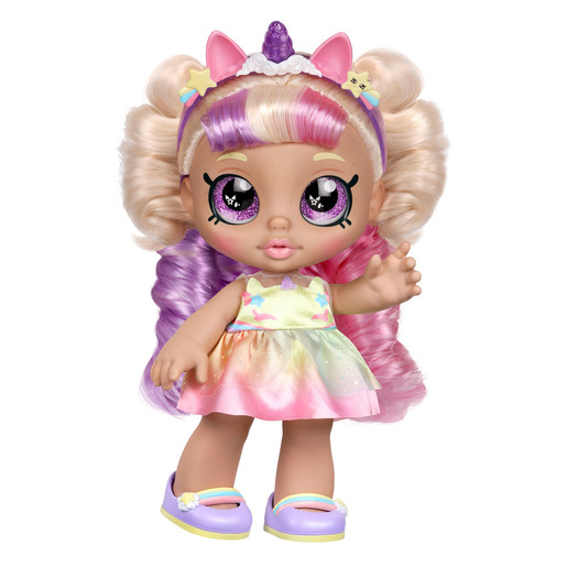 Kindi Kids Fun Time Friends Doll - Mystabella