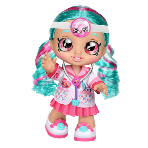 Kindi Kids Dr Cindy Pops 10 inch Toddler Doll