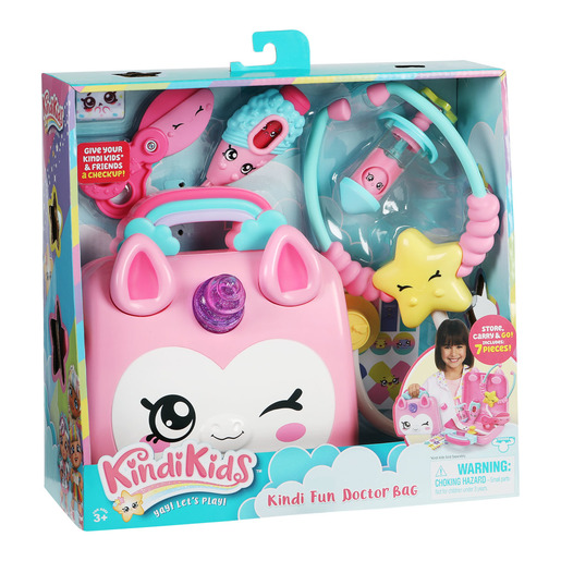 Kindi Kids Kindi Fun Doctor Bag