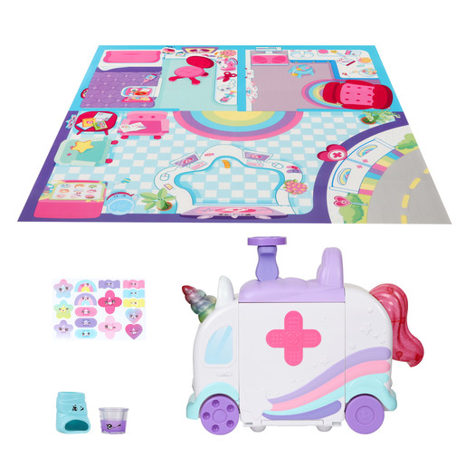 Kindi Kids Kindi Fun Unicorn Ambulance