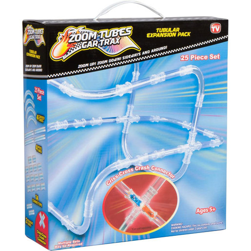 Zoom Tubes Car Trax - Tubular Expansion Pack