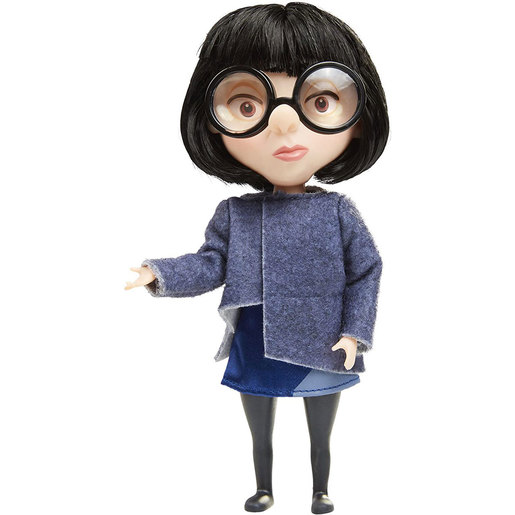 Incredibles Black Outfit Costumed Action Figure - Edna