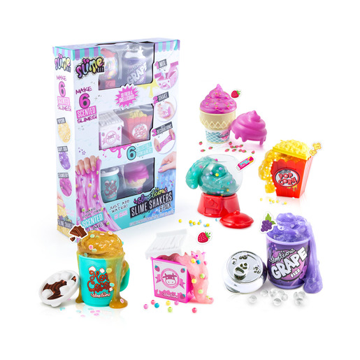 So Slime D.I.Y Slimelicious shakers 6 Pack
