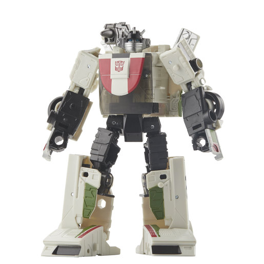 Transformers Generations: War for Cybertron: Earthrise - Deluxe Wheeljack Figure