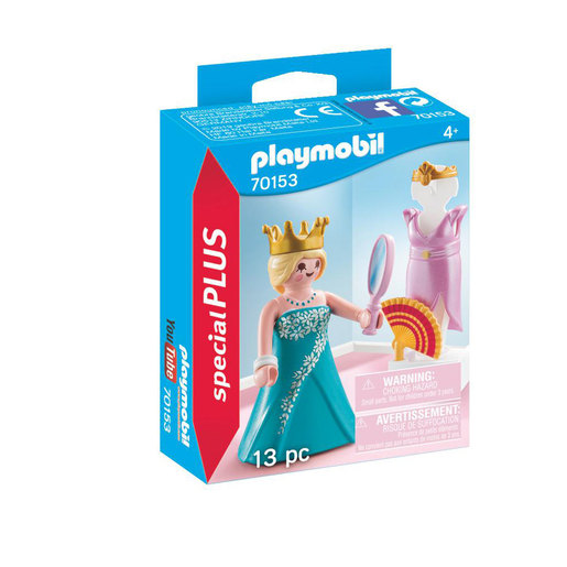 Playmobil 70153 Special Plus Princess with Mannequin