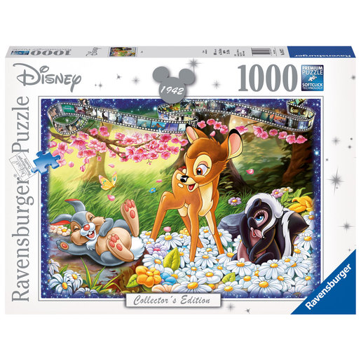 Ravensburger Disney Collector's Edition Puzzle 100pc. - Bambi