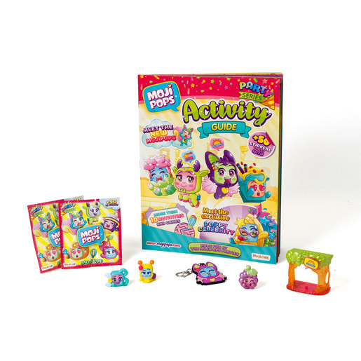 MojiPop Party Starter Activity Set