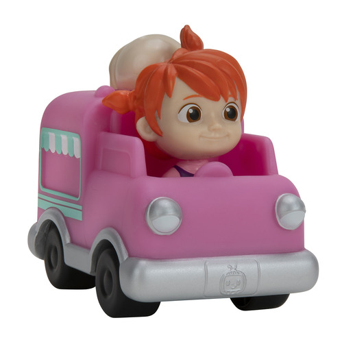 CoComelon Mini Vehicle - Pink