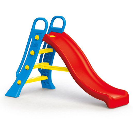 Dolu Big Red Garden Slide With Water Feature (H104cm)
