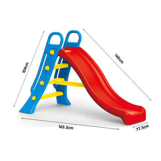 Dolu Big Red Water Slide (H104 x L165.5 x W77.5 cm)